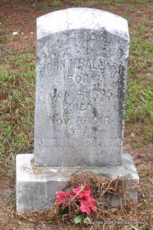 BALLARD, JOHN H. - Saline County, Arkansas | JOHN H. BALLARD - Arkansas Gravestone Photos