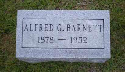 BARNETT, ALFRED - Saline County, Arkansas   ALFRED BARNETT - Arkansas Gravestone Photos