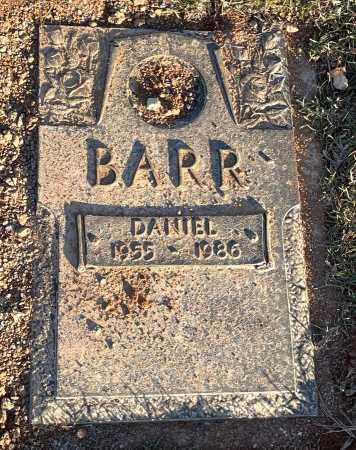 BARR, DANIEL - Saline County, Arkansas   DANIEL BARR - Arkansas Gravestone Photos