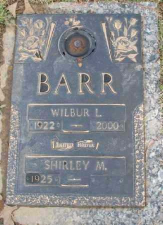 BARR, WILBUR L. - Saline County, Arkansas | WILBUR L. BARR - Arkansas Gravestone Photos