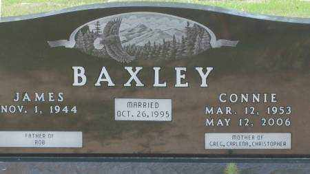 BAXLEY, CONNIE - Saline County, Arkansas | CONNIE BAXLEY - Arkansas Gravestone Photos