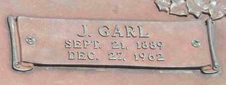 BEARD, JAMES GARL (CLOSEUP) - Saline County, Arkansas   JAMES GARL (CLOSEUP) BEARD - Arkansas Gravestone Photos