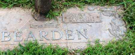 BEARDEN, ARTIE H. - Saline County, Arkansas | ARTIE H. BEARDEN - Arkansas Gravestone Photos