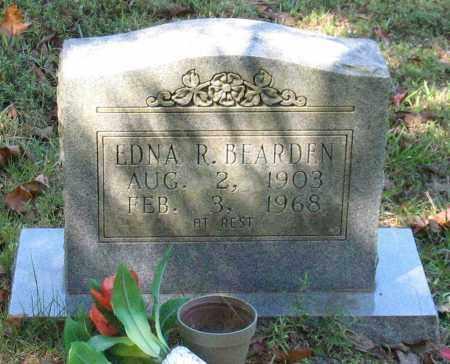 BEARDEN, EDNA RUTH - Saline County, Arkansas | EDNA RUTH BEARDEN - Arkansas Gravestone Photos