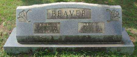 BEAVER, JOSEPH B. - Saline County, Arkansas | JOSEPH B. BEAVER - Arkansas Gravestone Photos