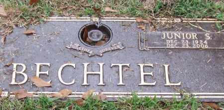 BECHTEL, JUNIOR S. - Saline County, Arkansas | JUNIOR S. BECHTEL - Arkansas Gravestone Photos