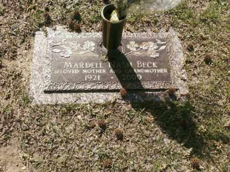 NASH BECK, MARDELL - Saline County, Arkansas | MARDELL NASH BECK - Arkansas Gravestone Photos