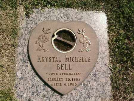 BELL, KRYSTAL MICHELLE - Saline County, Arkansas | KRYSTAL MICHELLE BELL - Arkansas Gravestone Photos