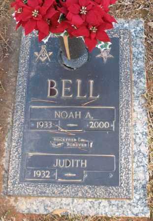 BELL, NOAH A. - Saline County, Arkansas | NOAH A. BELL - Arkansas Gravestone Photos