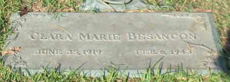 BESANCON, CLARA MARIE - Saline County, Arkansas | CLARA MARIE BESANCON - Arkansas Gravestone Photos