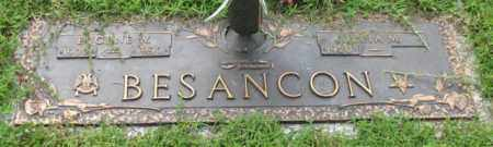 BESANCON, EUGENE W. - Saline County, Arkansas   EUGENE W. BESANCON - Arkansas Gravestone Photos