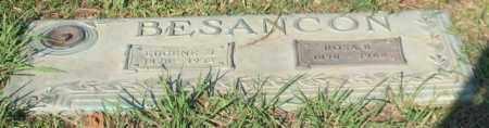 BESANCON, EUGENE J. - Saline County, Arkansas | EUGENE J. BESANCON - Arkansas Gravestone Photos