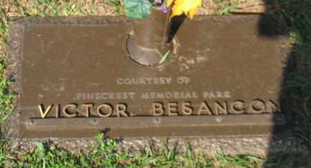 BESANCON, VICTOR - Saline County, Arkansas | VICTOR BESANCON - Arkansas Gravestone Photos