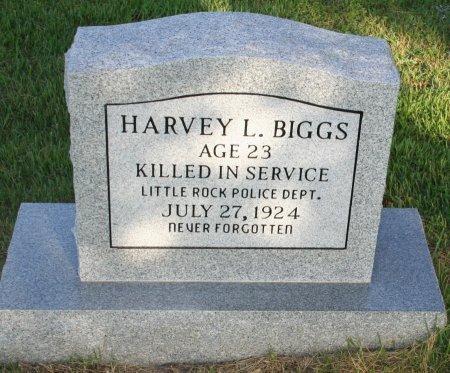 BIGGS (FAMOUS), HARVEY L  - Saline County, Arkansas | HARVEY L  BIGGS (FAMOUS) - Arkansas Gravestone Photos