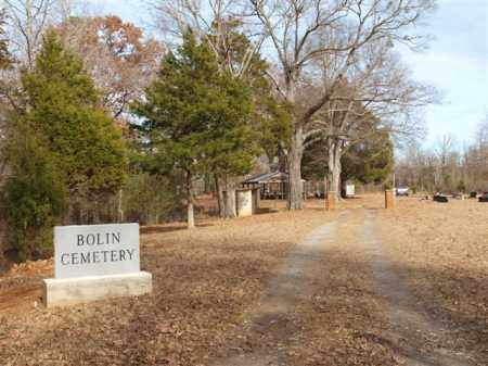 * BOLIN CEMETERY, SIGN AND DIRECTIONS - Saline County, Arkansas | SIGN AND DIRECTIONS * BOLIN CEMETERY - Arkansas Gravestone Photos
