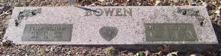 BOWEN, CLYDE WILLIAM - Saline County, Arkansas | CLYDE WILLIAM BOWEN - Arkansas Gravestone Photos