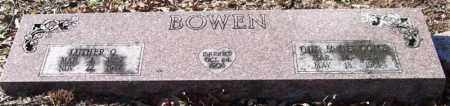 BOWEN, LUTHER Q. - Saline County, Arkansas | LUTHER Q. BOWEN - Arkansas Gravestone Photos