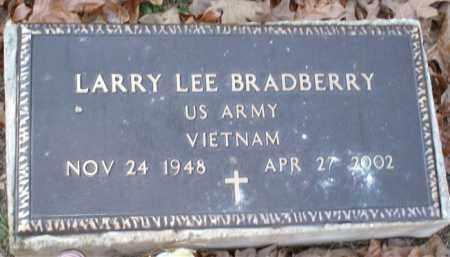 BRADBERRY (VETERAN VIET), LARRY LEE - Saline County, Arkansas | LARRY LEE BRADBERRY (VETERAN VIET) - Arkansas Gravestone Photos