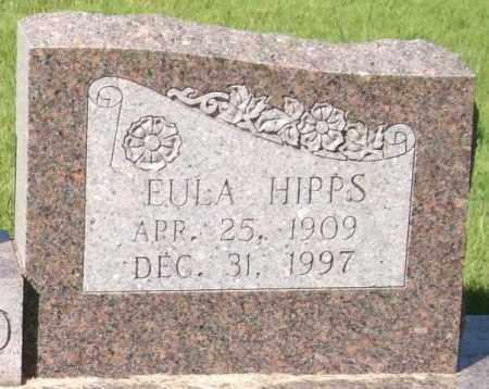 HIPPS BRADFORD, EULA (CLOSEUP) - Saline County, Arkansas | EULA (CLOSEUP) HIPPS BRADFORD - Arkansas Gravestone Photos