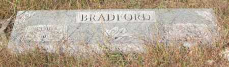 BRADFORD, LUTHER - Saline County, Arkansas | LUTHER BRADFORD - Arkansas Gravestone Photos