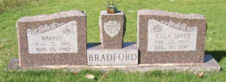 BRADFORD, EULA - Saline County, Arkansas   EULA BRADFORD - Arkansas Gravestone Photos