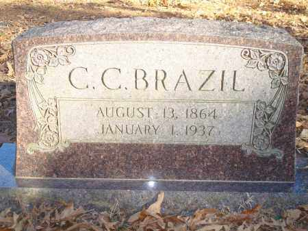 BRAZIL, CC - Saline County, Arkansas | CC BRAZIL - Arkansas Gravestone Photos