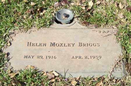 BRIGGS, HELEN - Saline County, Arkansas   HELEN BRIGGS - Arkansas Gravestone Photos