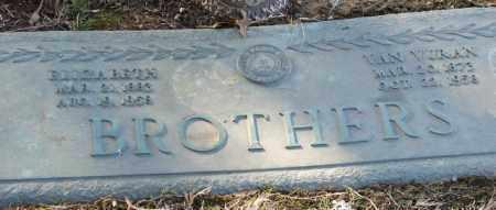 BROTHERS, VAN VURAN - Saline County, Arkansas | VAN VURAN BROTHERS - Arkansas Gravestone Photos