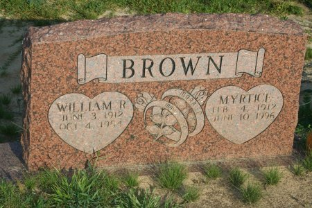 BROWN, MYRTICE - Saline County, Arkansas | MYRTICE BROWN - Arkansas Gravestone Photos