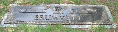 BRUMMETT, CHARLES HENRY - Saline County, Arkansas   CHARLES HENRY BRUMMETT - Arkansas Gravestone Photos