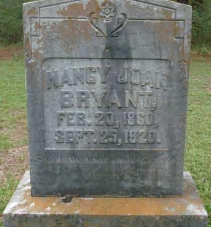 BRYANT, NANCY JOAN - Saline County, Arkansas | NANCY JOAN BRYANT - Arkansas Gravestone Photos