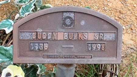 BURKS, SR., BUDDY - Saline County, Arkansas | BUDDY BURKS, SR. - Arkansas Gravestone Photos