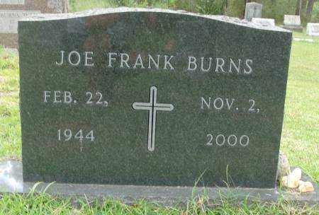 BURNS, JOE - Saline County, Arkansas | JOE BURNS - Arkansas Gravestone Photos