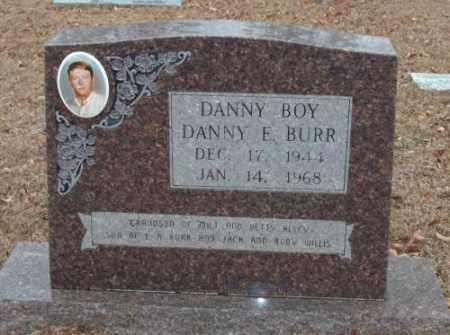 BURR, DANNY E. - Saline County, Arkansas | DANNY E. BURR - Arkansas Gravestone Photos