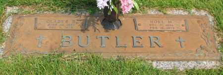 BUTLER, GLADYS B. - Saline County, Arkansas | GLADYS B. BUTLER - Arkansas Gravestone Photos