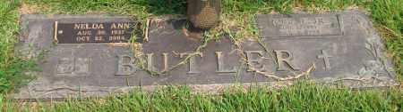 BUTLER, JR., NOEL H. - Saline County, Arkansas | NOEL H. BUTLER, JR. - Arkansas Gravestone Photos