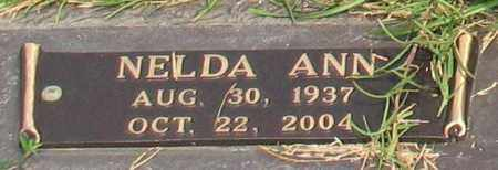 BUTLER, NELDA ANN (CLOSEUP) - Saline County, Arkansas | NELDA ANN (CLOSEUP) BUTLER - Arkansas Gravestone Photos
