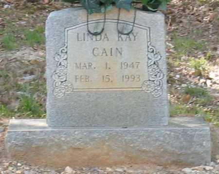 CAIN, LINDA KAY - Saline County, Arkansas   LINDA KAY CAIN - Arkansas Gravestone Photos