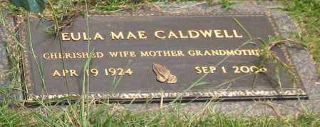 CALDWELL, EULA MAE - Saline County, Arkansas | EULA MAE CALDWELL - Arkansas Gravestone Photos