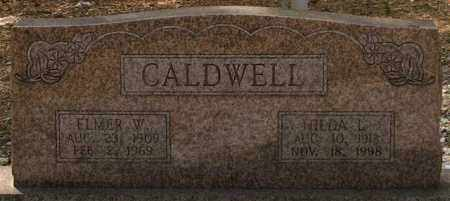 DYER CALDWELL, HILDA L. - Saline County, Arkansas | HILDA L. DYER CALDWELL - Arkansas Gravestone Photos