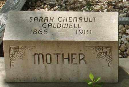 CALDWELL, SARAH - Saline County, Arkansas   SARAH CALDWELL - Arkansas Gravestone Photos
