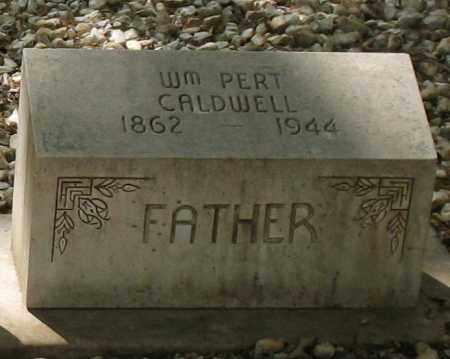 CALDWELL, WILLIAM PERT - Saline County, Arkansas   WILLIAM PERT CALDWELL - Arkansas Gravestone Photos