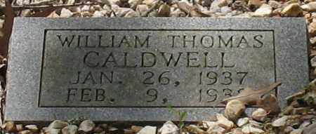 CALDWELL, WILLIAM THOMAS - Saline County, Arkansas | WILLIAM THOMAS CALDWELL - Arkansas Gravestone Photos