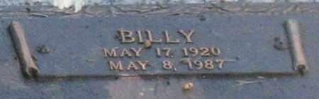 CALLISON, BILLY (CLOSEUP) - Saline County, Arkansas | BILLY (CLOSEUP) CALLISON - Arkansas Gravestone Photos