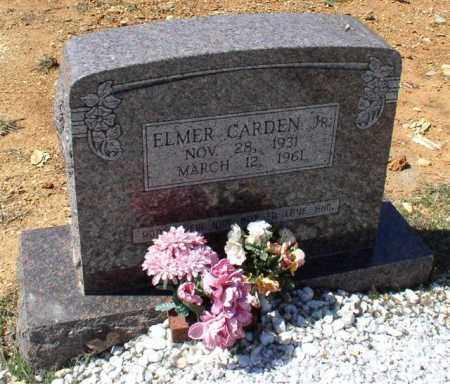 CARDEN, JR., ELMER - Saline County, Arkansas   ELMER CARDEN, JR. - Arkansas Gravestone Photos