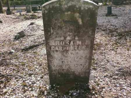 CARPENTER, ROSA M. - Saline County, Arkansas | ROSA M. CARPENTER - Arkansas Gravestone Photos