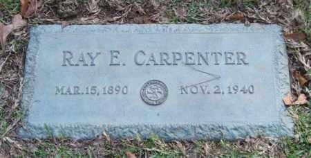 CARPENTER, RAY E. - Saline County, Arkansas | RAY E. CARPENTER - Arkansas Gravestone Photos