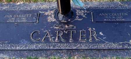 CARTER, ANN COLLEEN - Saline County, Arkansas   ANN COLLEEN CARTER - Arkansas Gravestone Photos