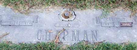 CHAPMAN, CARLOS T. - Saline County, Arkansas | CARLOS T. CHAPMAN - Arkansas Gravestone Photos