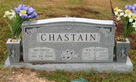 CHASTAIN, MILDRED MAE - Saline County, Arkansas | MILDRED MAE CHASTAIN - Arkansas Gravestone Photos